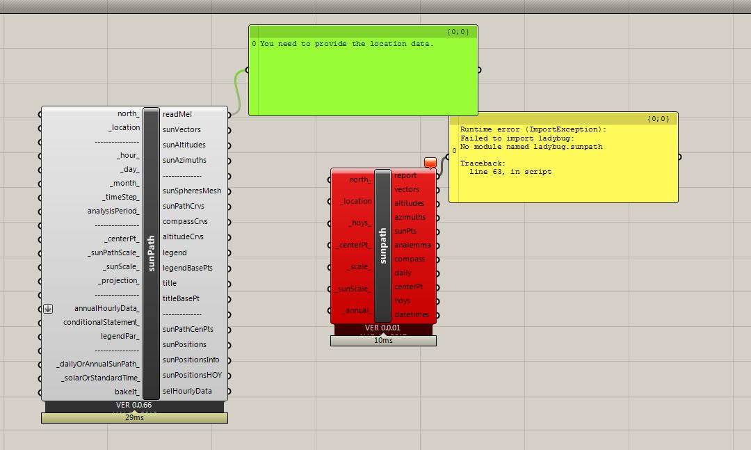 Does Ladybug + work with Rhino 6? - ladybug[+] - Ladybug Tools | Forum