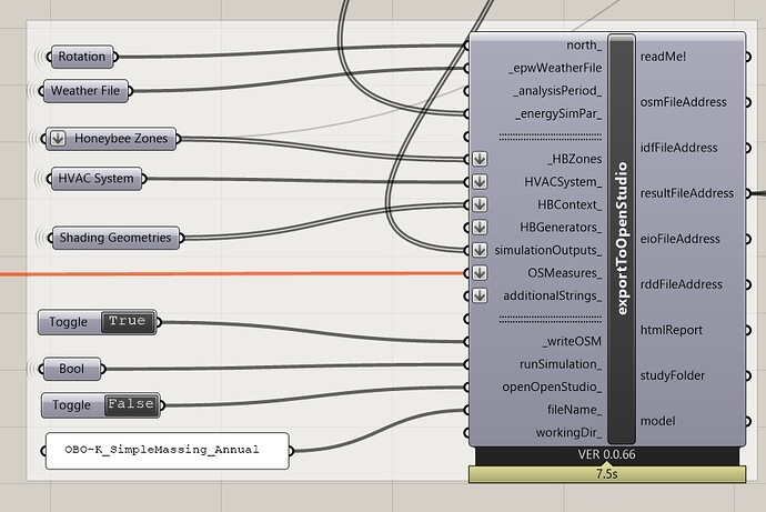 OpenStudio Object No Controller