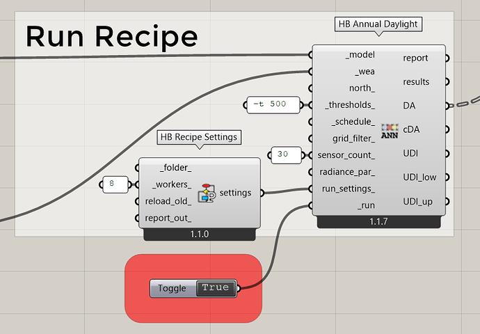 New_Radiance_Recipes
