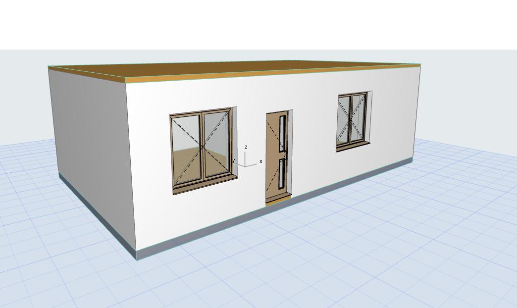 Workflow with ArchiCAD - honeybee - Ladybug Tools | Forum