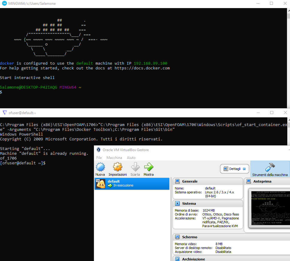 Installation Error OpenFoam Windows 10 - butterfly - Ladybug Tools