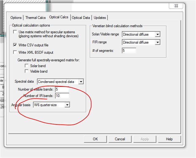 3 phase method: window states with energyplus schedule